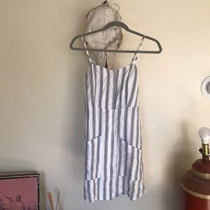 Faithful the brand linen dress